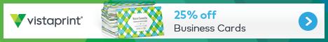 Vistaprint Discount Offer