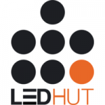 LED Hut logo