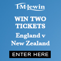 Win England Cricket Tickets